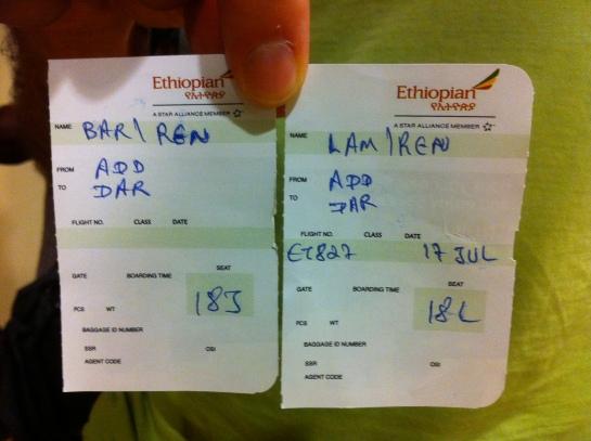 Addis Airport